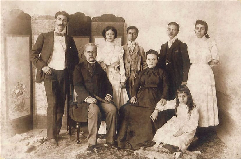 Hijos de Ricardo Palma