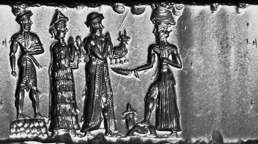 Astrólogos en Mesopotamia