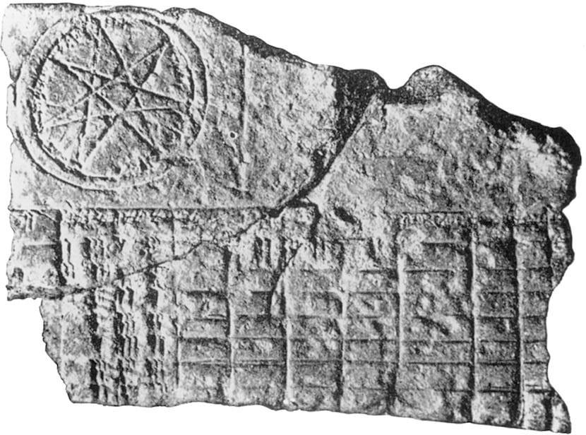 Calendario de Mesopotamia