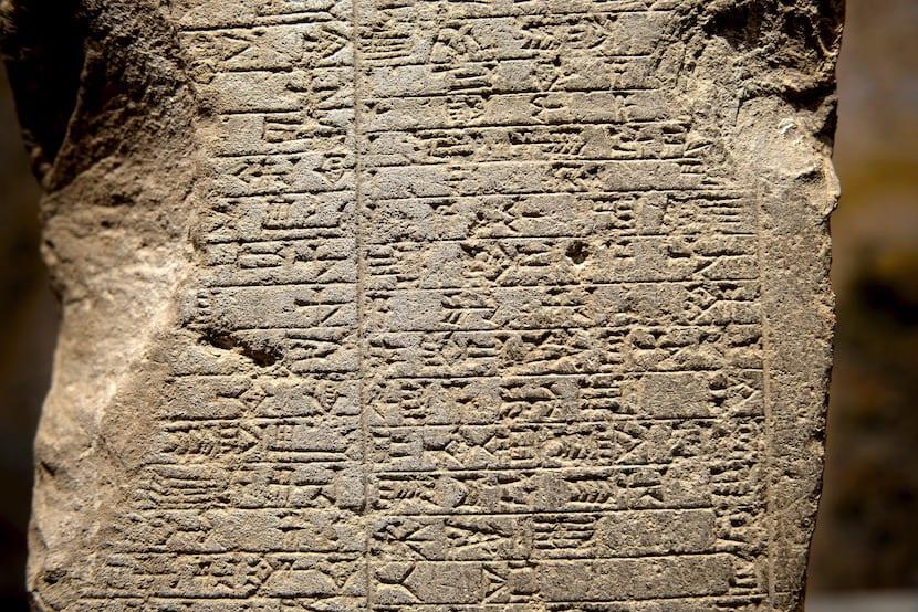 La escritura en la cultura mesopotámica