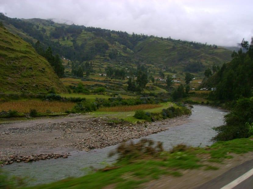 Río Marañón