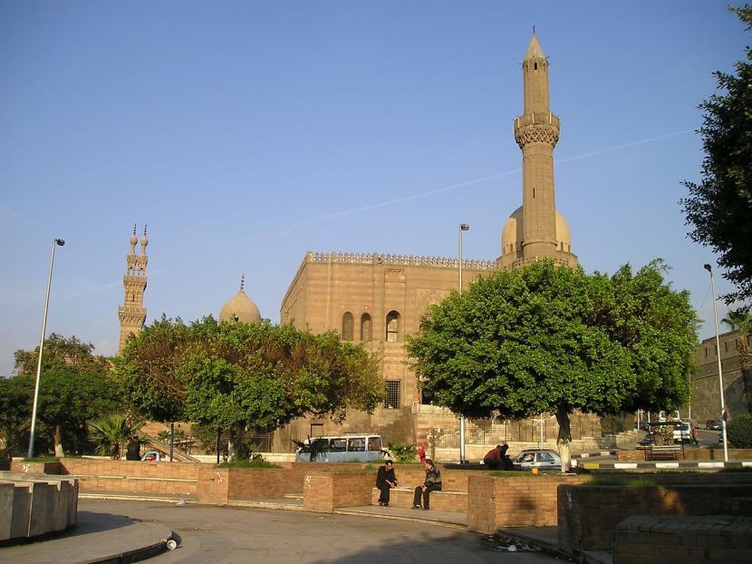Mezquita egipcia