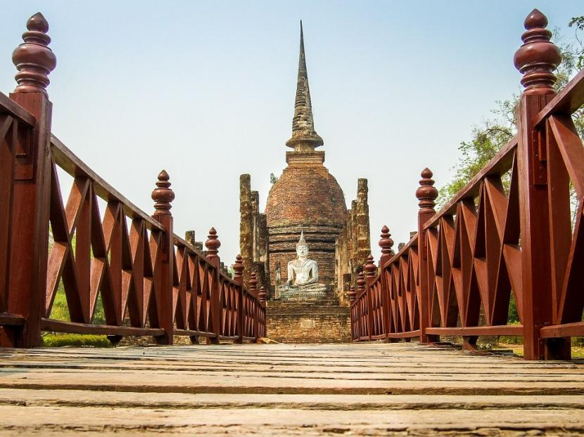 Cultura asiática, tailandia y su bidsmo