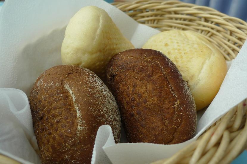 tipos de pan diferentes