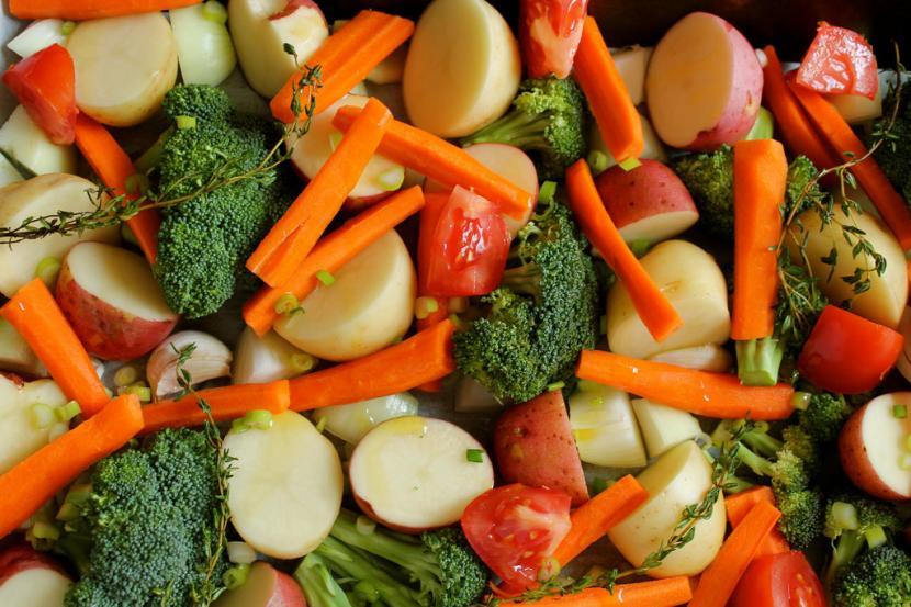 verduras diferentes