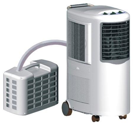 u00bfqu u00e9 es un aire acondicionado port u00e1til Solar Air Conditioning Air Conditioning Systems