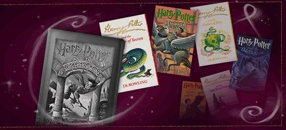 eBooks de Harry Potter