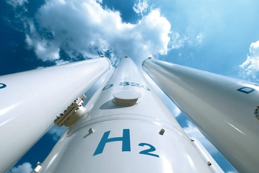 Ciclo del Hidrógeno