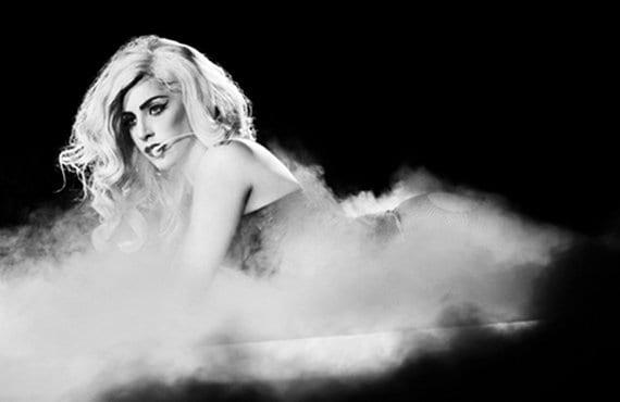 Lady Gaga concierto