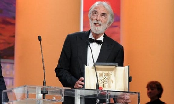 Michael Haneke Palma de Oro