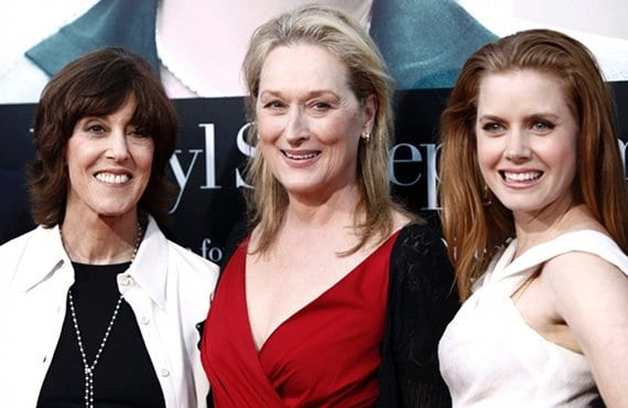 Nora Ephron, Meryl Streep, Amy Adams