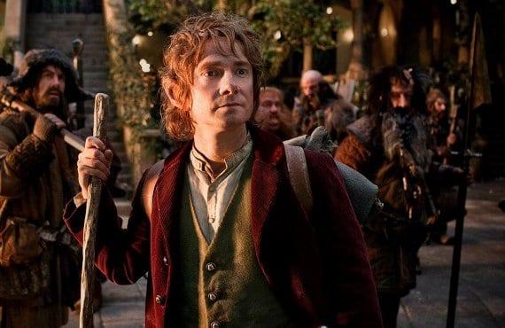 Bilbo Bolsón en 'El Hobbit'