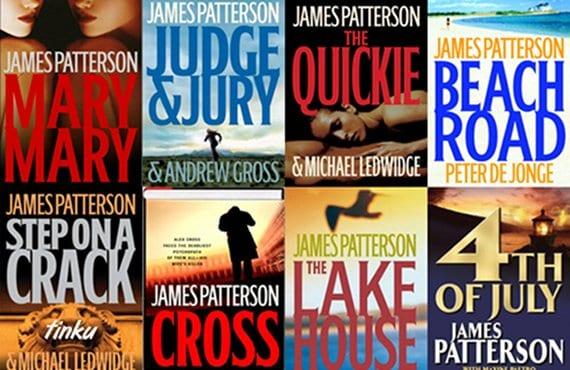 Libros de James Patterson