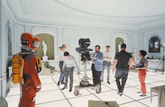 Making of de '2001: Una odisea del espacio'