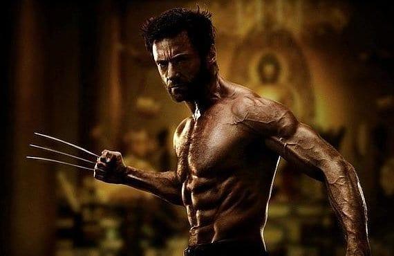 Hugh Jackman, 'The Wolverine'