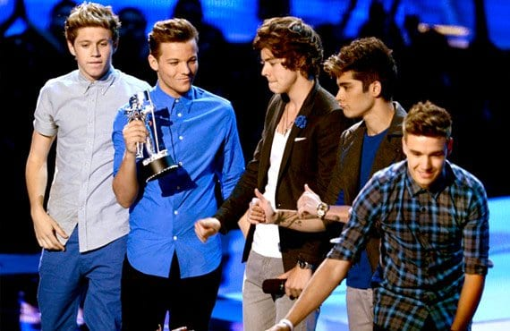 One Direction VMA