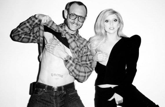 Lady Gaga, Terry Richardson