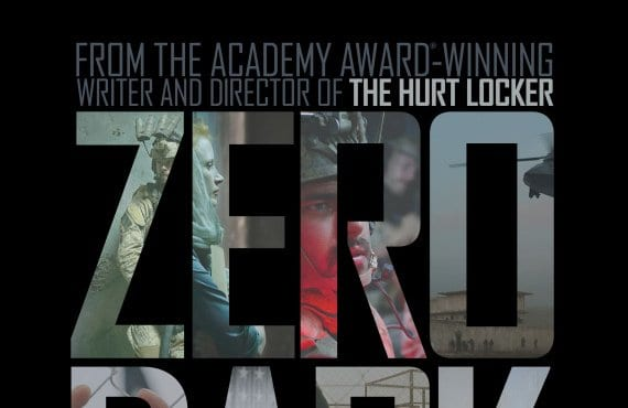 'Zero Dark Thirty', cartel