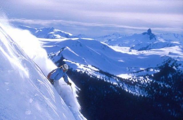 Esquí en Whistler Blackcomb
