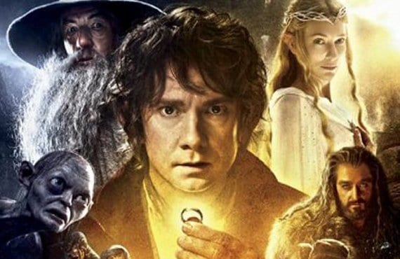'El Hobbit', cartel