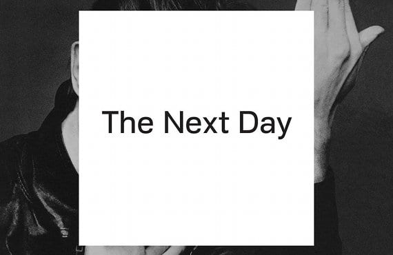 David Bowie, 'The next day'