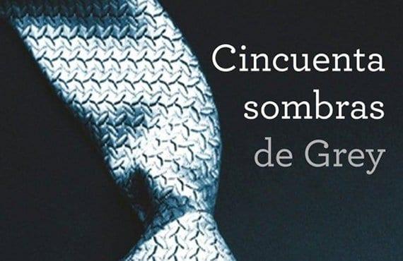 'Cincuenta Sombras de Grey', portada