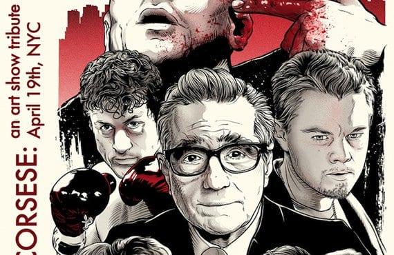 Exposición Scorsese