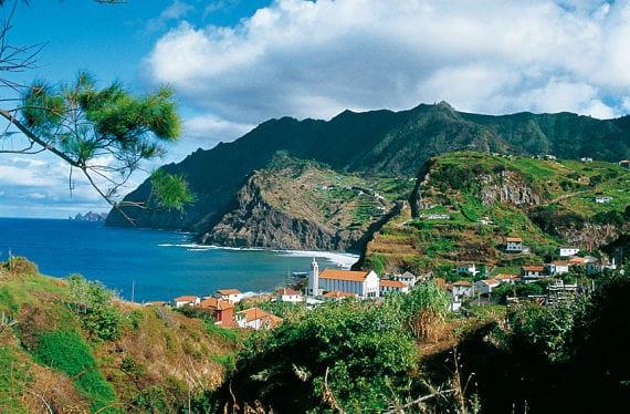 Madeira, en Portugal