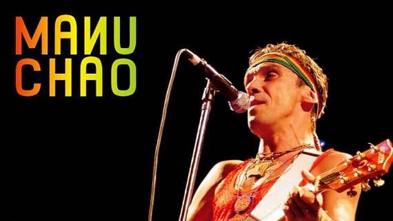 Manu Chao en concierto