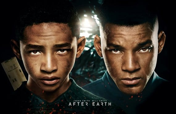 'After Earth', cartel