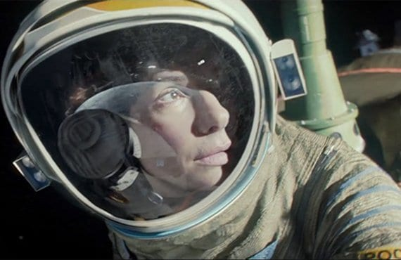 Sandra Bullock, 'Gravity'