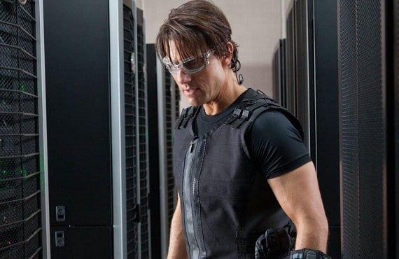 'Misión Imposible 4', Tom Cruise