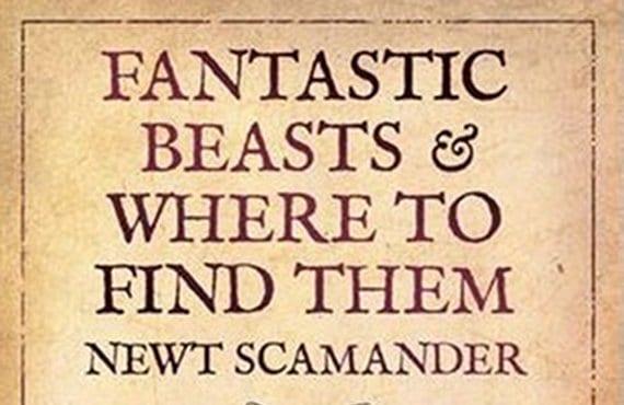 'Animales fantásticos y donde encontrarlos'