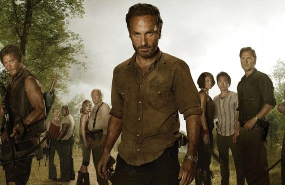 'The Walking Dead', cartel