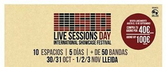 Live Session Days 2013