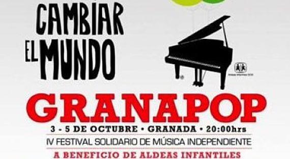 Cartel del Granapop 2013