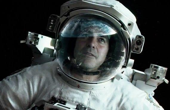 'Gravity', George Clooney