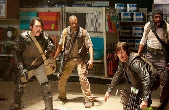 'The Walking Dead', temporada 4