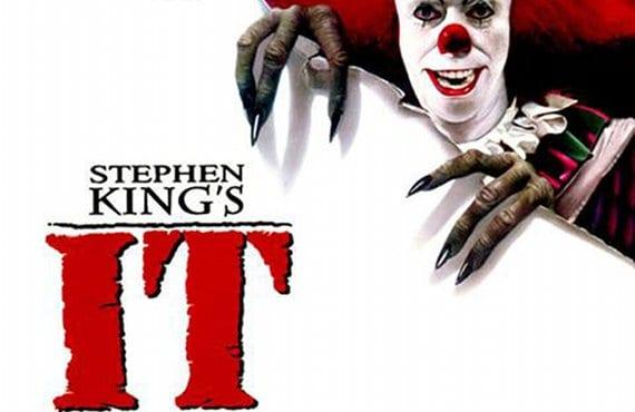 Stephen King, 'It', poster