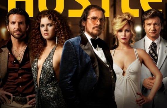 'American Hustle', poster