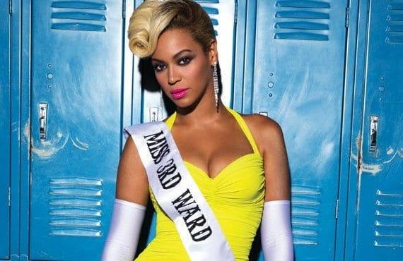 Beyoncé, reina de belleza