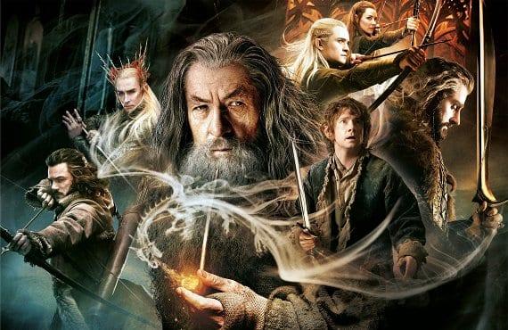 'El Hobbit 2', poster