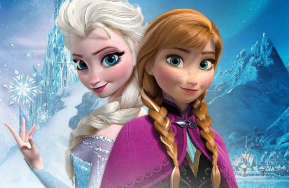 'Frozen', cartel