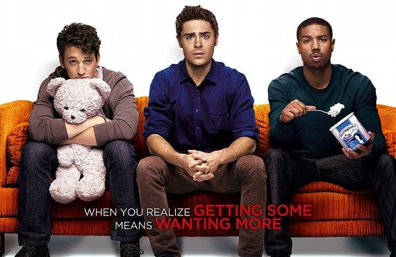 'That awkward moment', poster