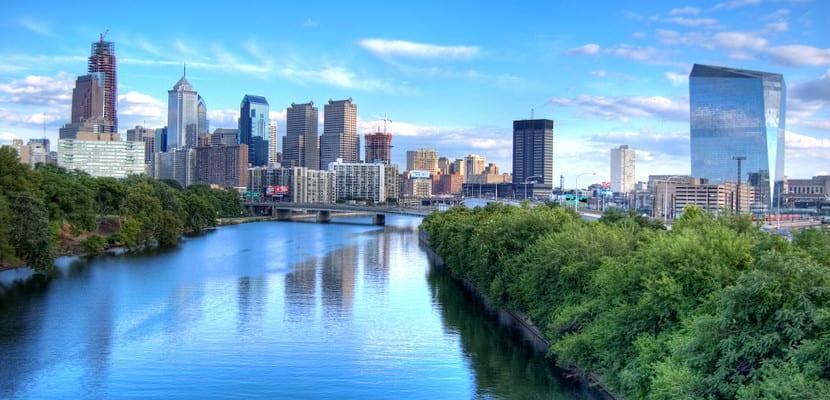 Skyline de Filadelfia