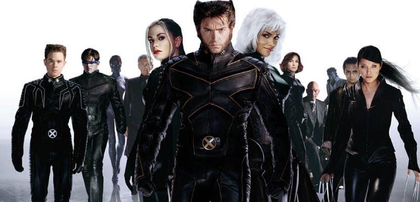Personajes de X-Men 2
