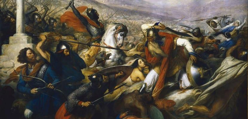 La Batalla de Tours