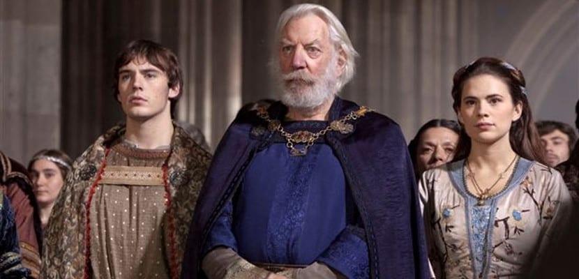Nobleza de la Edad Media en la miniserie 'Los Pilares de la Tierra'