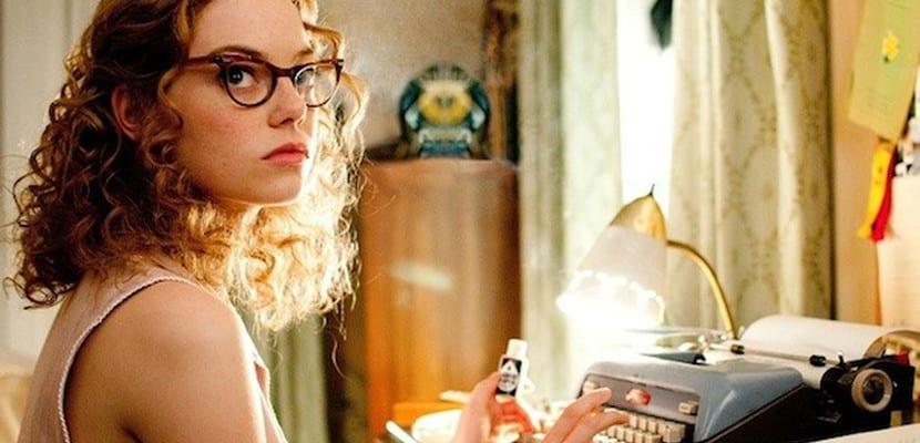 Emma Stone en 'Criadas y Señoras'