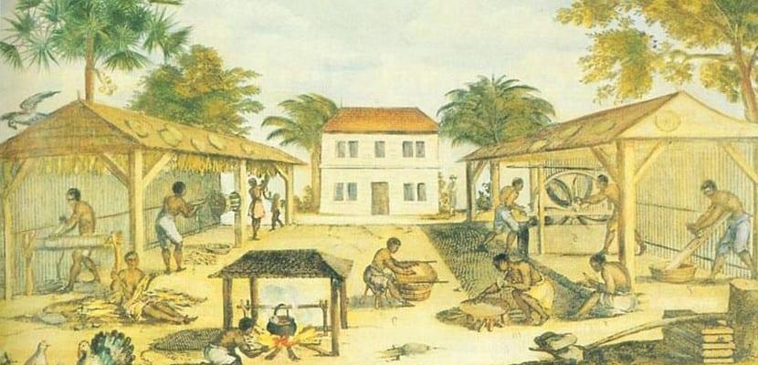 Esclavos de Virginia